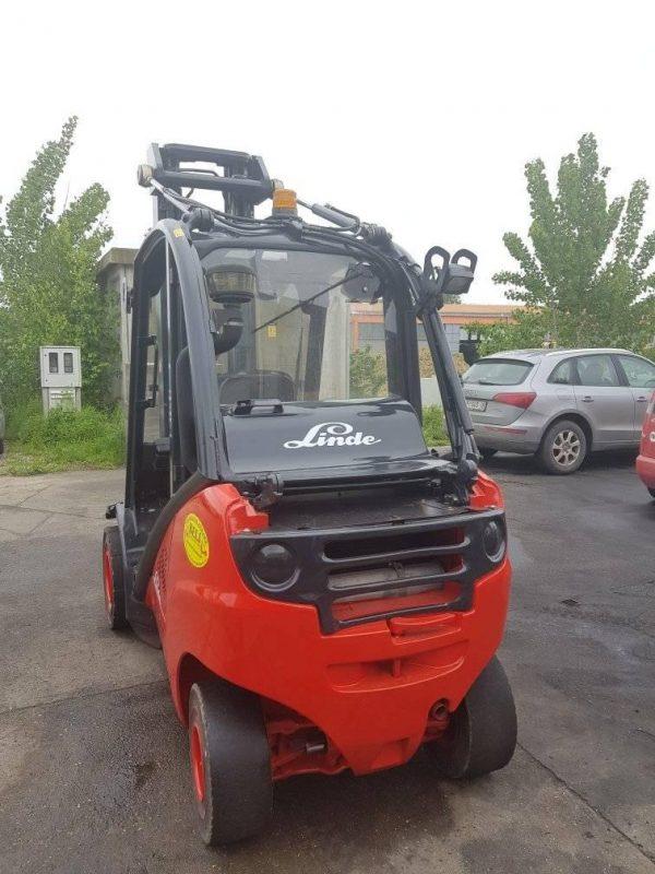 LINDE H30T-2007