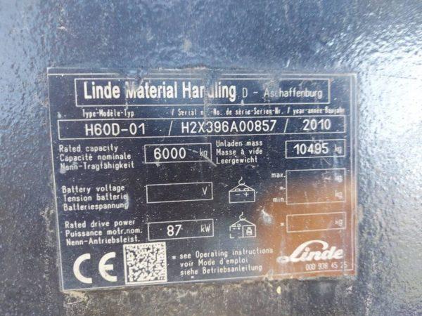 LINDE H60D-2010